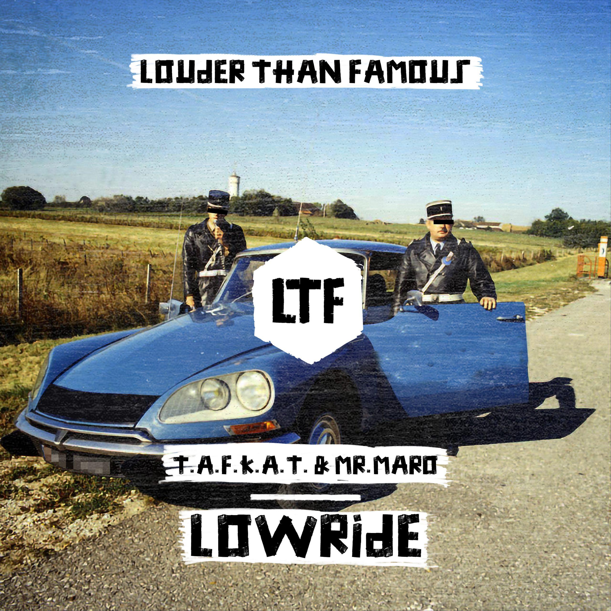T.A.F.K.A.T. &  Mr Maro – Lowride [LTFDIG031]