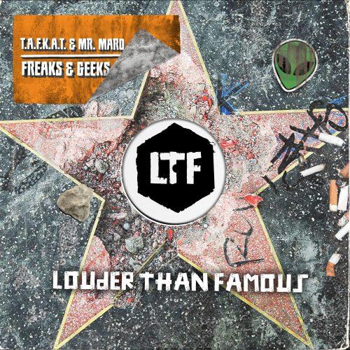 T.A.F.K.A.T. & Mr. Maro – Freaks & Geeks [LTFDIG037]